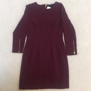 NWT Burgundy Dress ❤️
